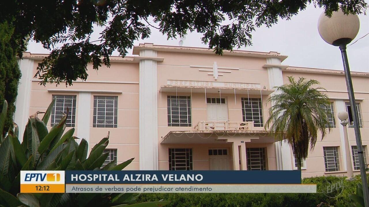 Com dívida de R$ 10 milhões, Hospital Alzira Velano pode ser serviços afetados em 2019