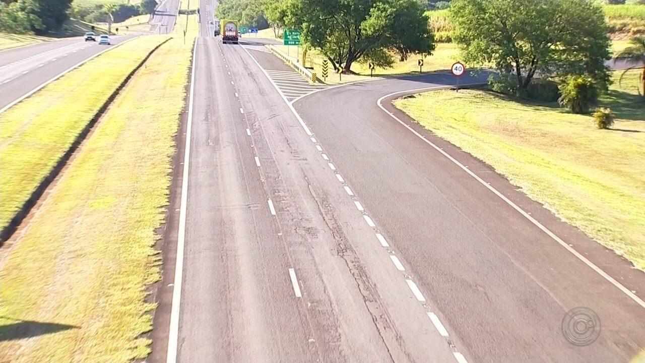 Motoristas reclamam de más condições de rodovia em Araçatuba