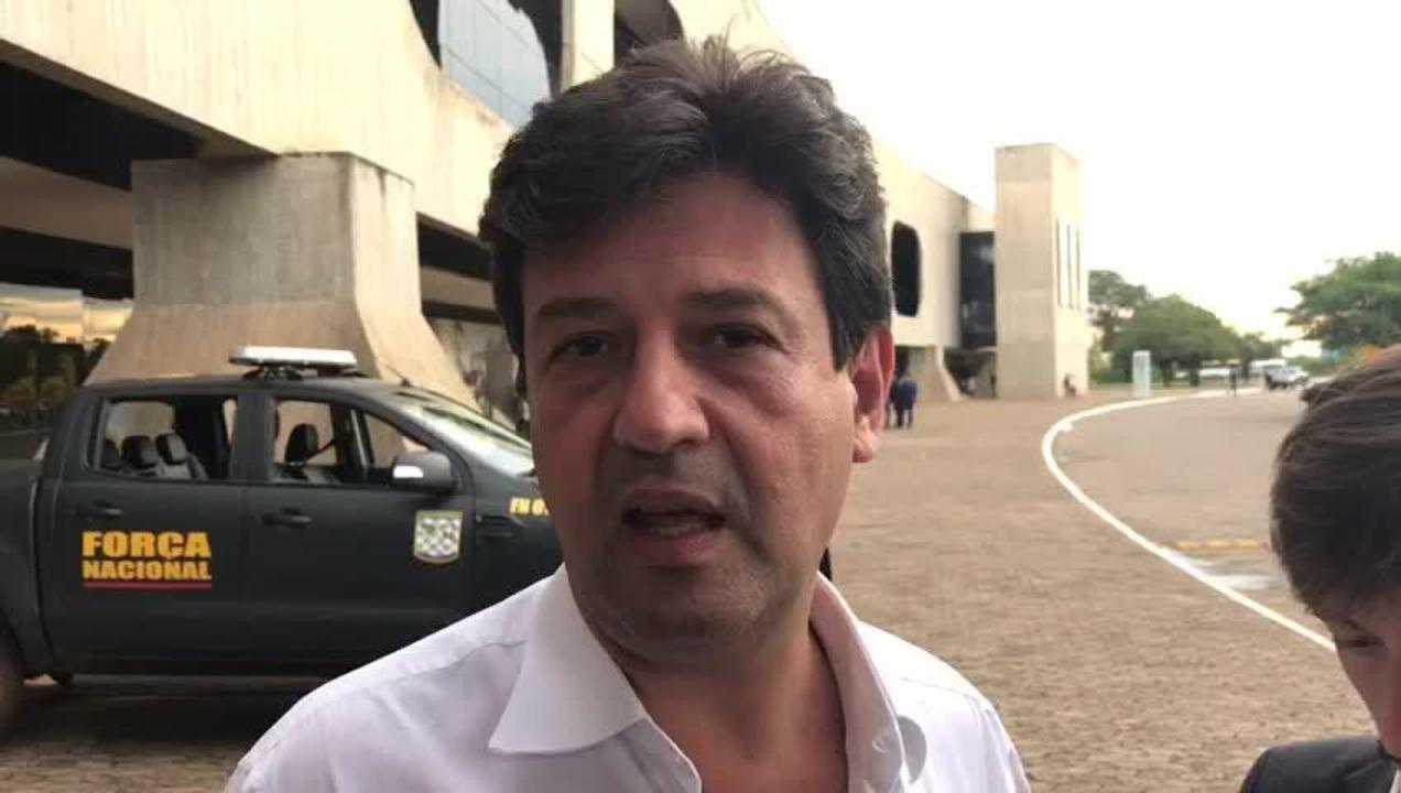 Mandetta anunciou que ordenará revisões e auditorias de contratos nos seis hospitais federais fluminenses