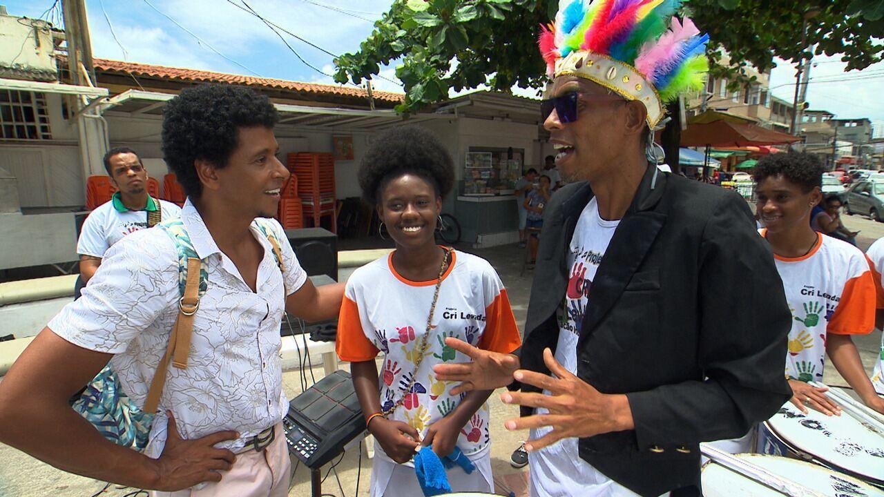 No 'Vumbora', Aldri vai até a Boca do Rio conhecer a história e projetos do bairro