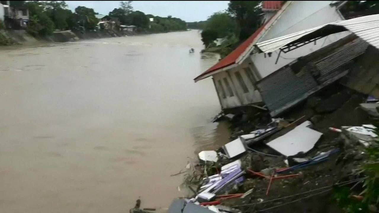 Deslizamentos de terra e enchentes deixam ao menos 22 mortos nas Filipinas