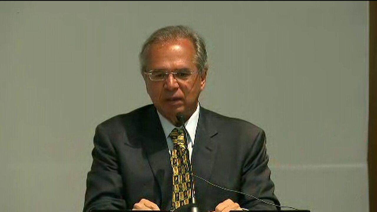 'Nós vamos desestatizar o mercado de crédito', diz Paulo Guedes
