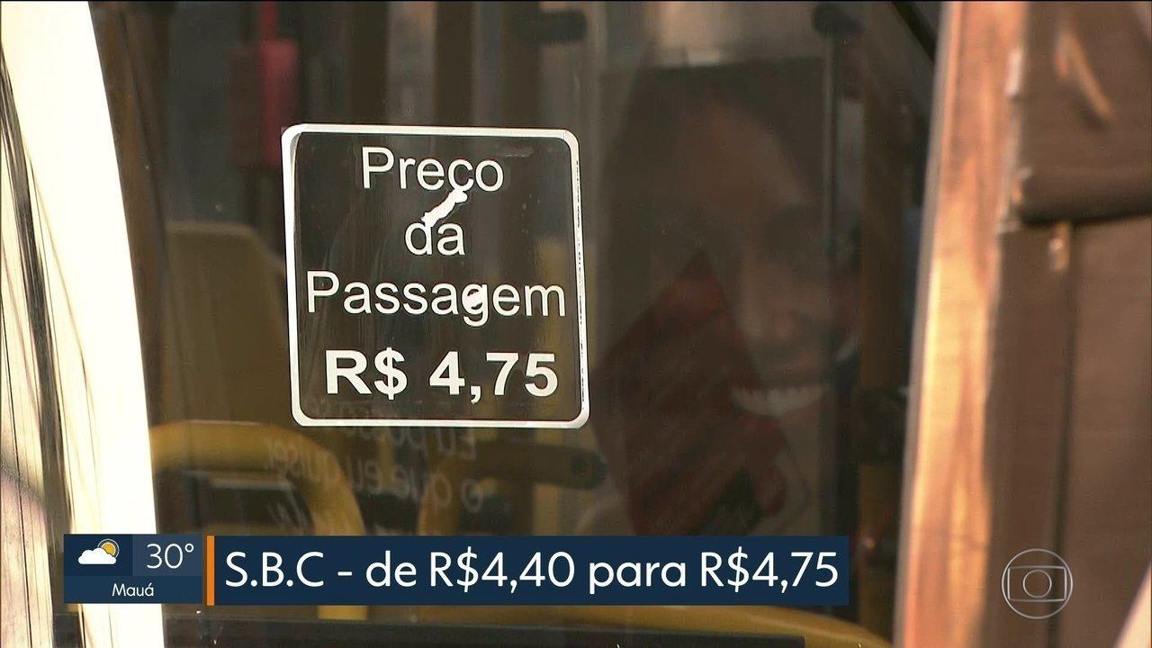 Trem e metrô também vão ter aumento nos preços da passagem