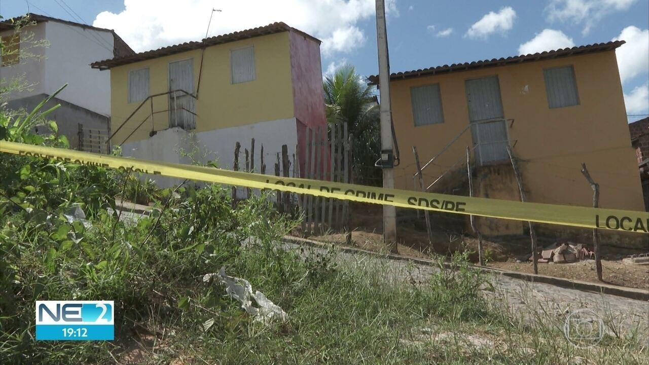 Padrasto mata dois enteados a facadas no Grande Recife