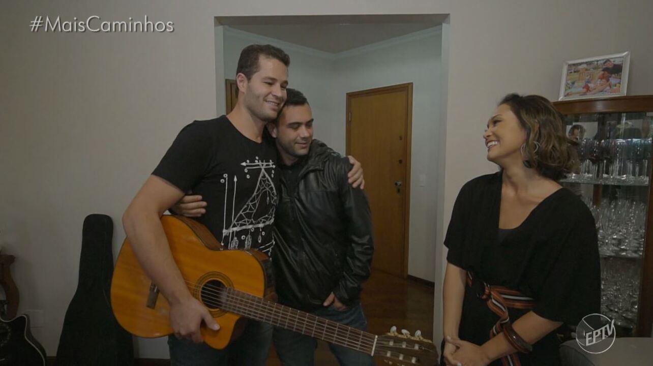 BLOCO 02 - 'História e Sabores' sonho recheado/ Pedro e Thiago