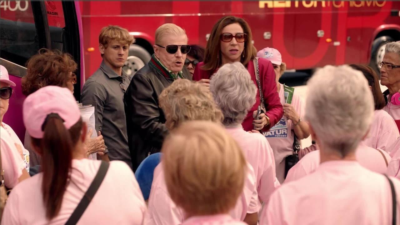 'Sai de Baixo - O Filme' chega aos cinemas no dia 21 de fevereiro