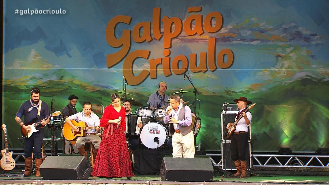 Reveja o quarto bloco do Galpão Crioulo de domingo (6)