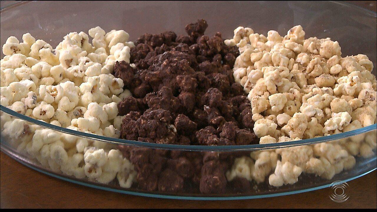 ChefJPB: Aprenda a fazer uma pipoca doce gourmet
