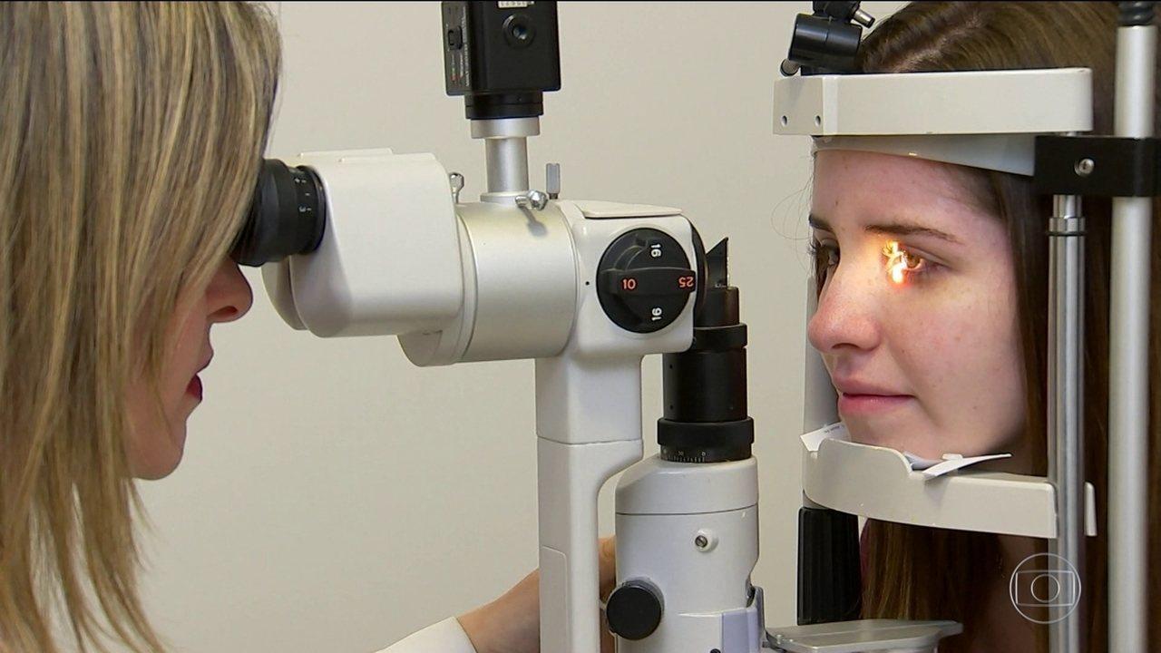 Novas tecnologias fazem disparar o número de pessoas com miopia