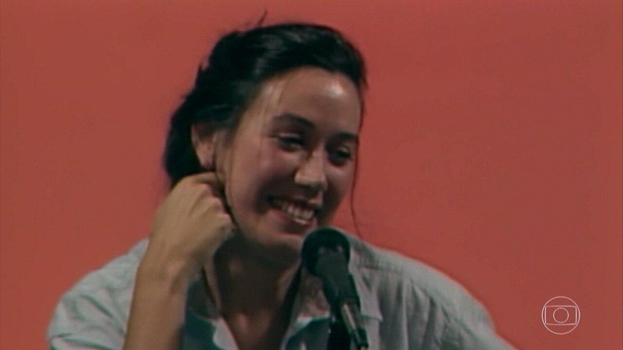 Lilia Cabral conta fato inusitado com Dercy Gonçalves