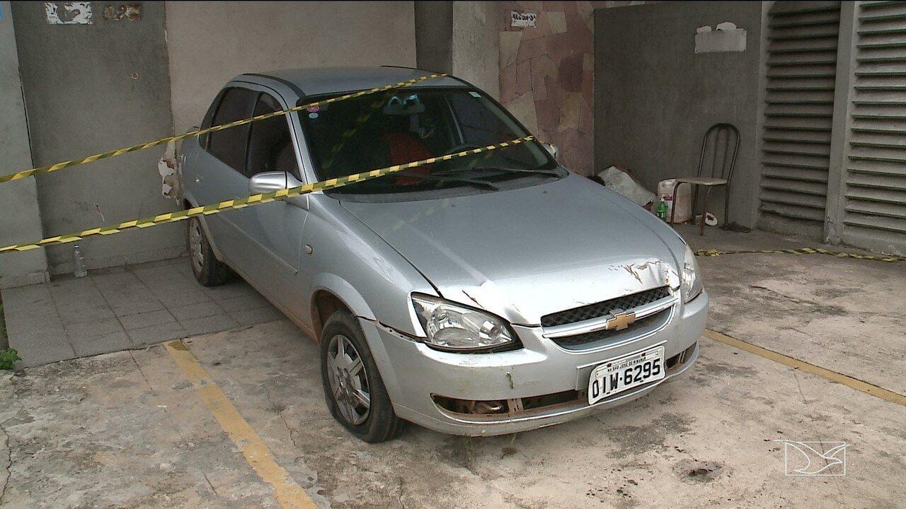 Polícia investiga assassinato de um motorista de aplicativo em São Luís
