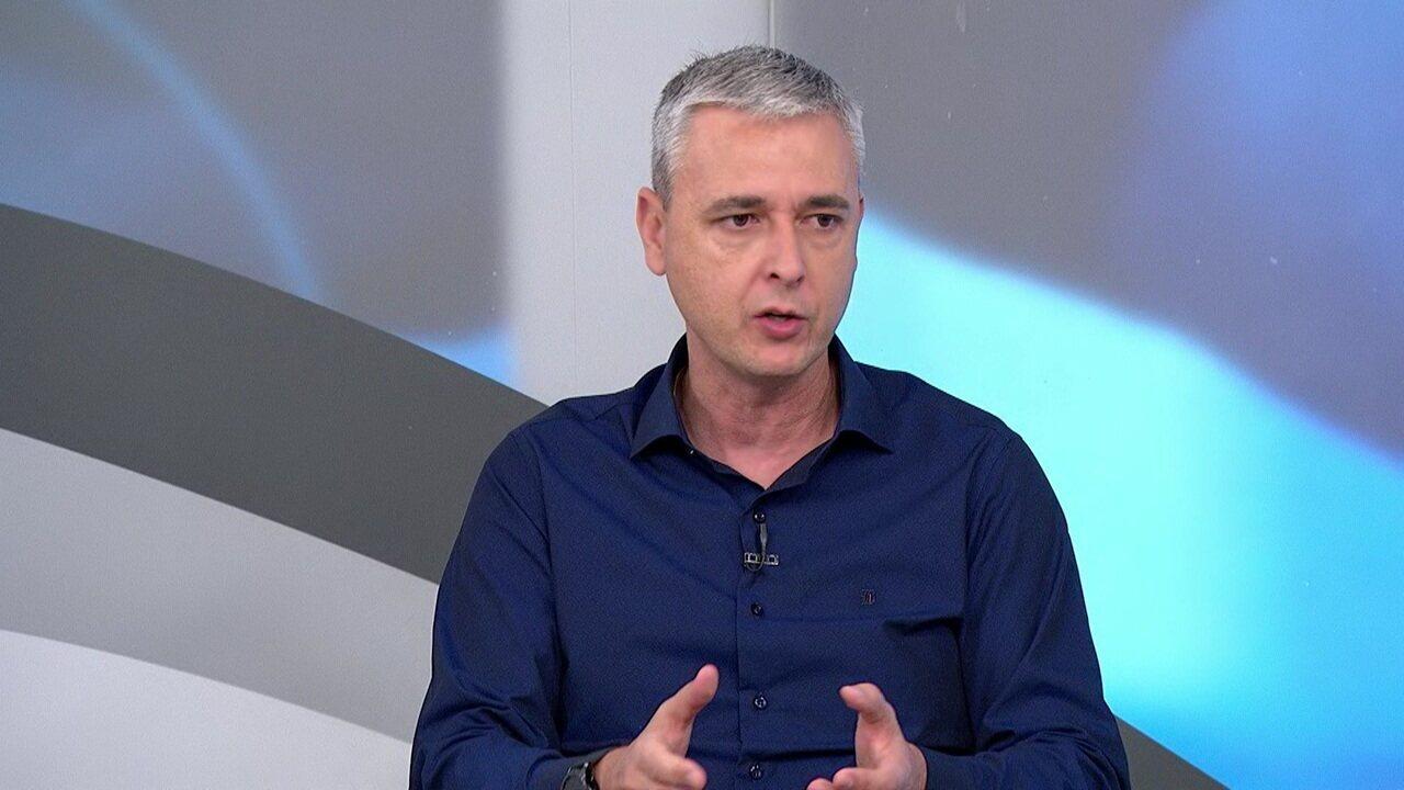 Tiago Nunes fala sobre novidades no elenco do Athletico-PR