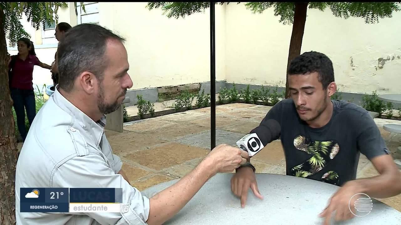Falta de estrutura na UESPI de Campo Maior deixa estudantes sem aulas