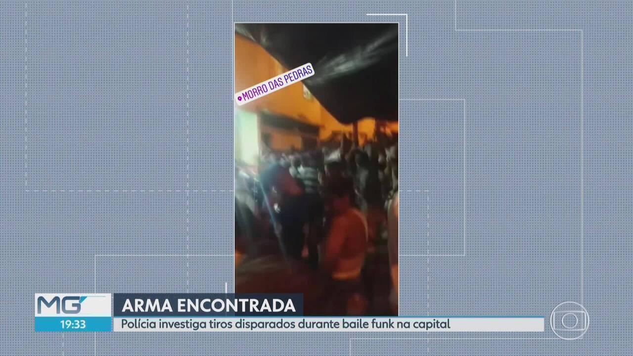 Após vídeo com tiros em baile funk da virada, PM faz operação em favela de BH