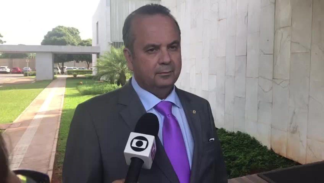 O secretário de Previdência, Rogério Marinho, fala sobre regime de capitalização