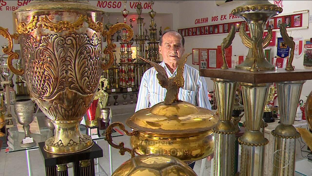 Aerton Silva já foi presidente do Confiança e do Sergipe e campeão pelos dois