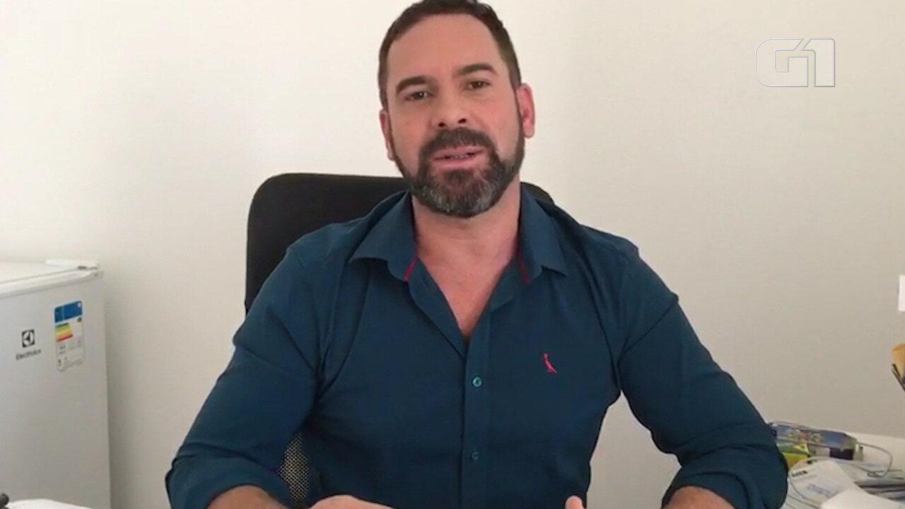 Dono da lotérica fala sobre a participação de bolão da Mega-Sena em Euclides da Cunha