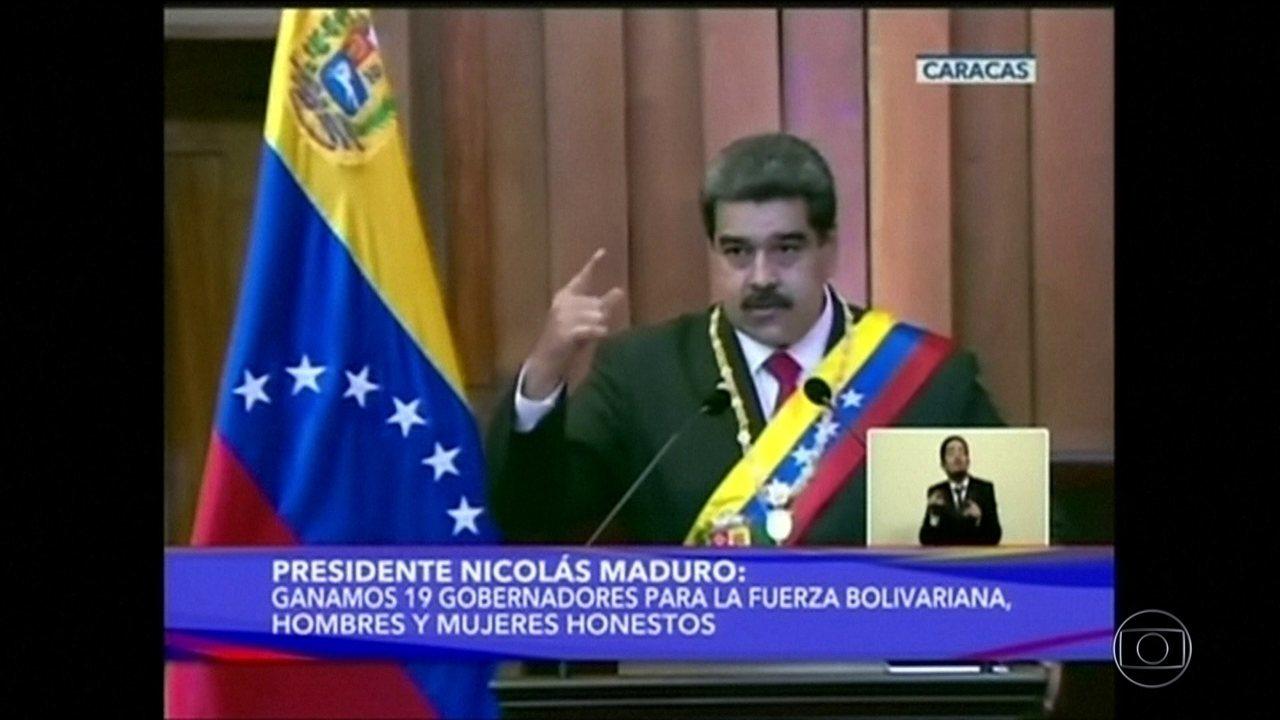 Grupo de Lima e UE consideram que eleição na Venezuela não foi livre