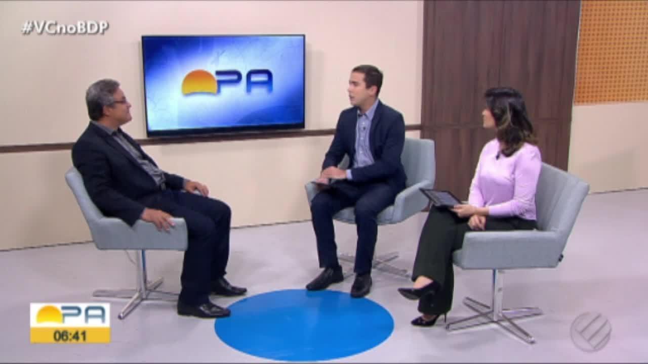 Belém 403 anos: confira a entrevista com o prefeito de Belém, Zenaldo Coutinho