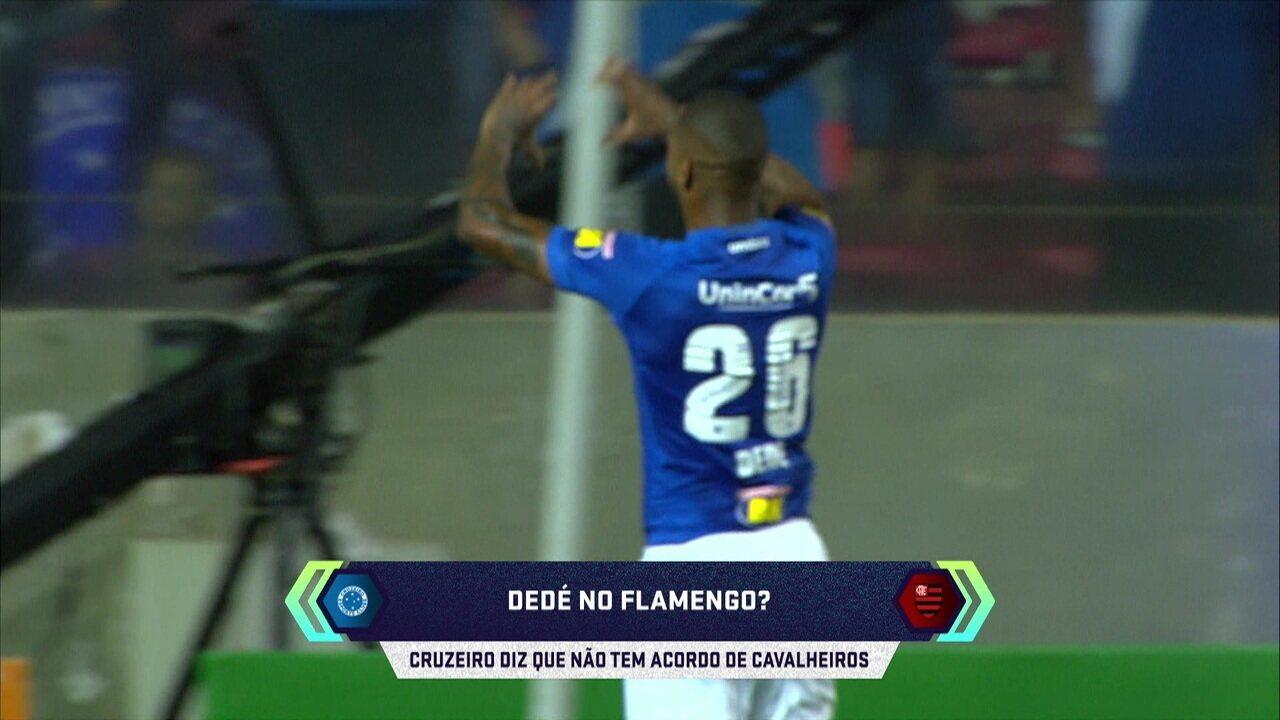 Flamengo ainda não desistiu de trazer Dedé
