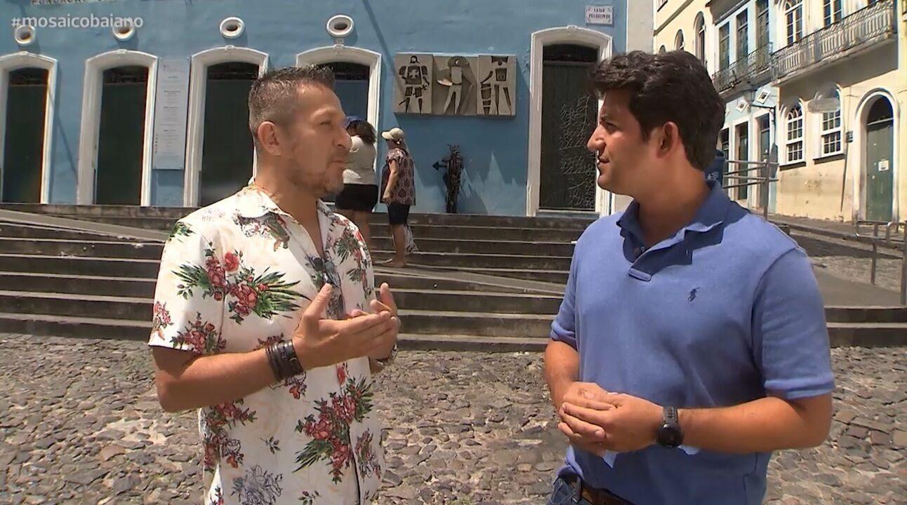 Timbó bate um papo com o cantor Jorge Zárath sobre sua nova música de trabalho