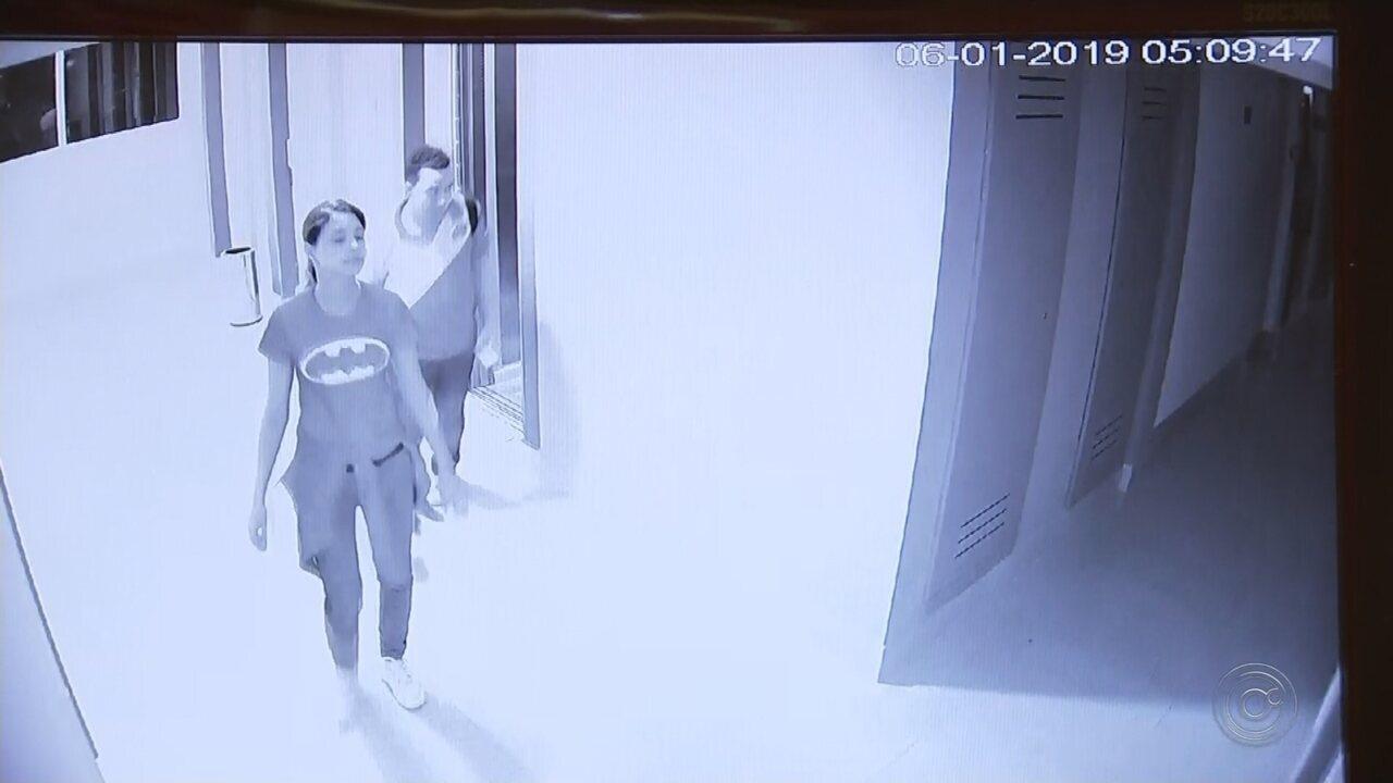 Polícia divulga imagens de casal encontrado morto em resort após inalação de gás