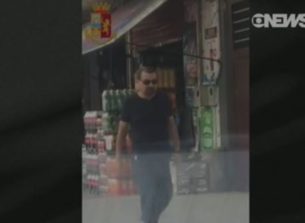 Polícia italiana divulga vídeo de Cesare Battisti antes de ser preso na Bolívia