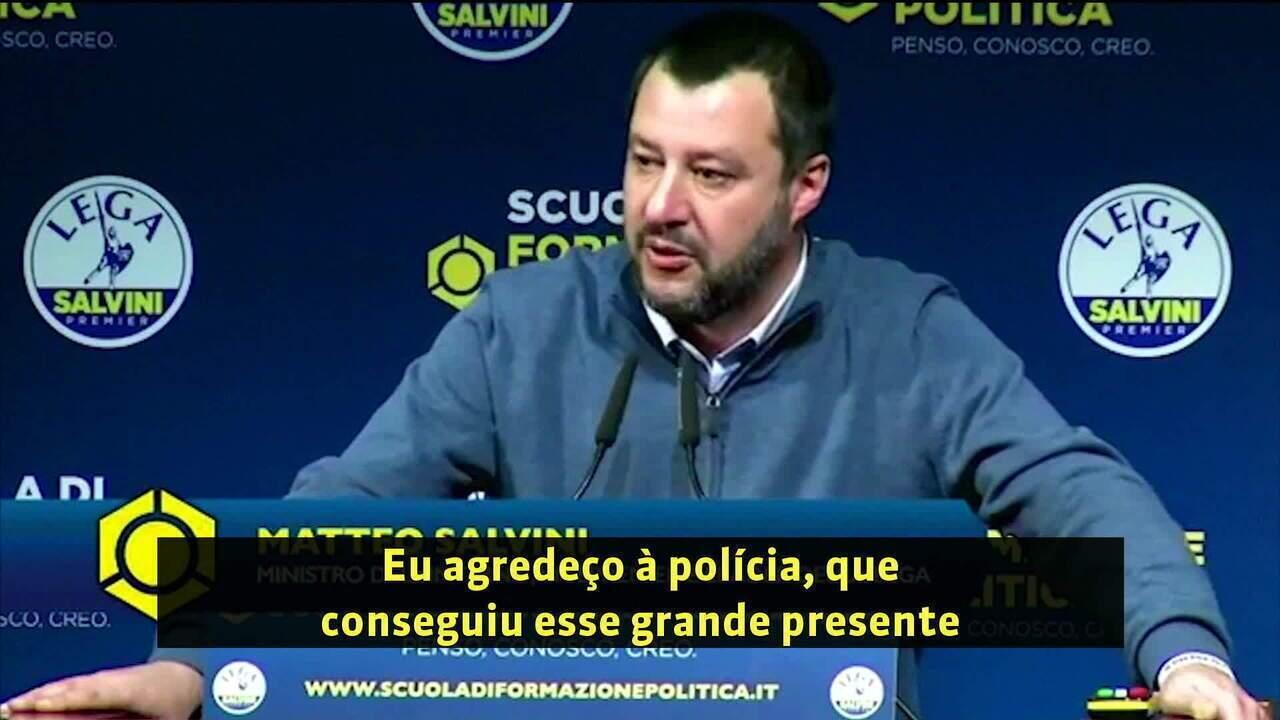 Ministro do Interior da Itália classifica extradição de Battisti como um presente