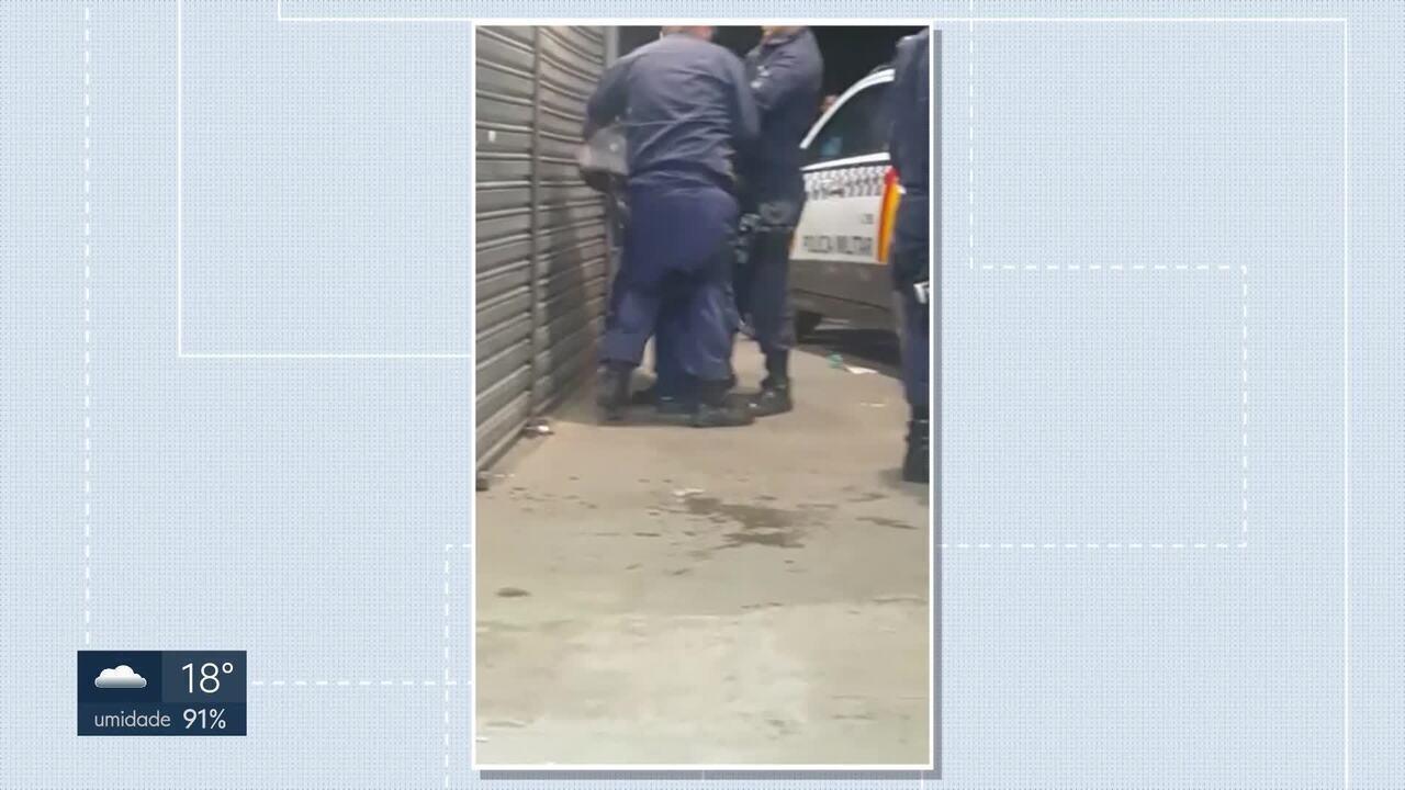 Amigos dizem que foram agredidos por policiais militares na rodoviária do Plano Piloto