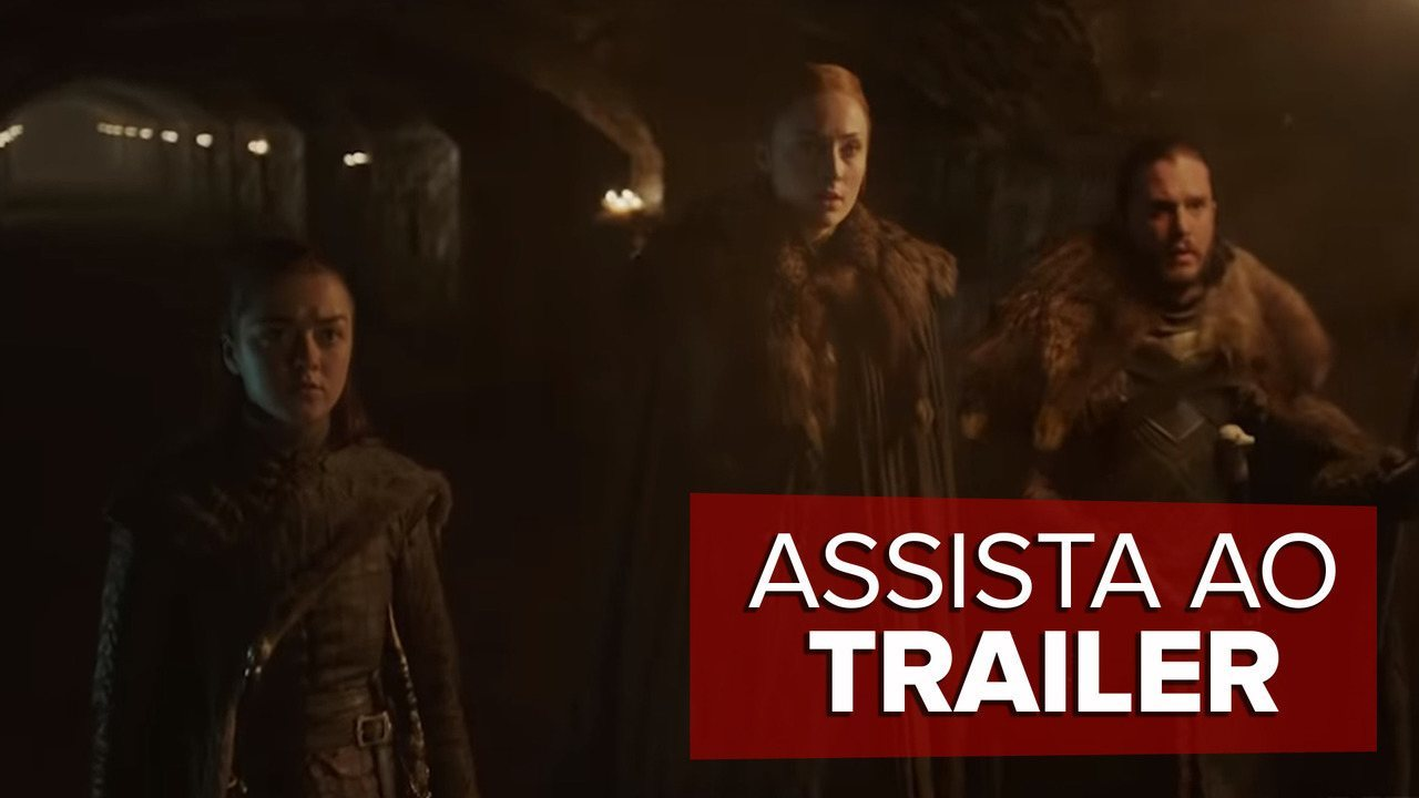'Game of Thrones' ganha primeiro teaser de temporada final