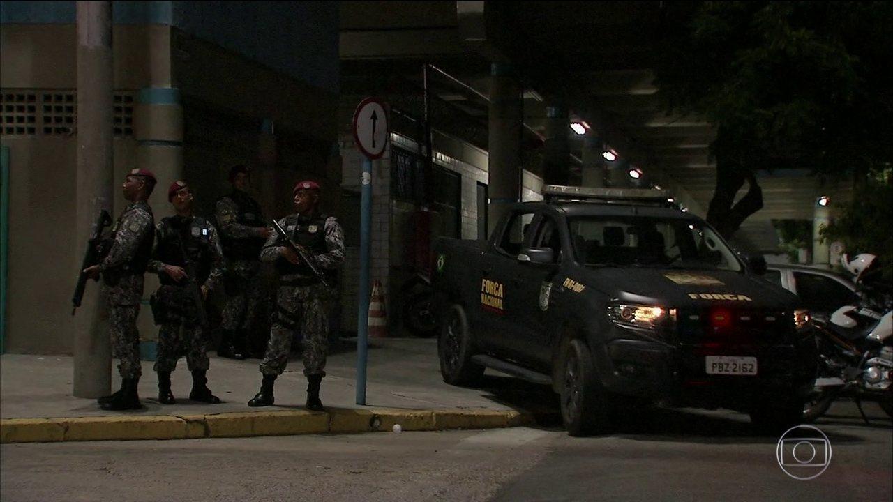 Governo do Ceará oferece recompensa para quem denunciar autores de atentados