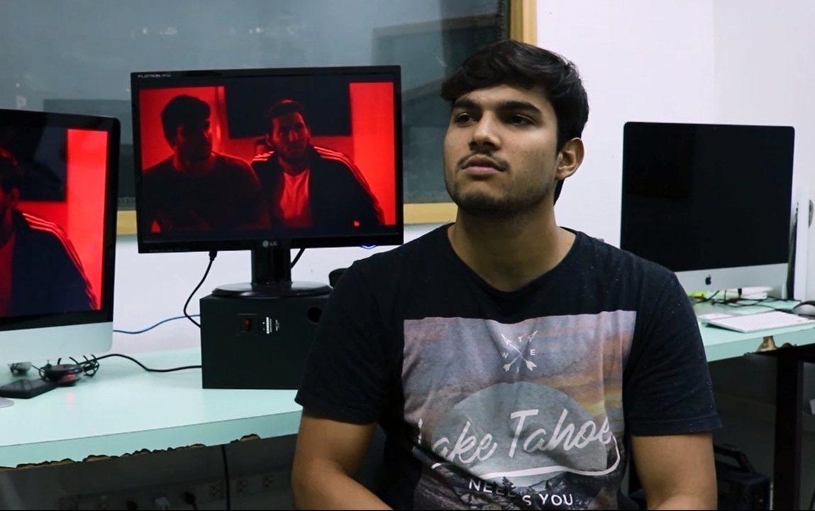 Entrevista com atores do filme