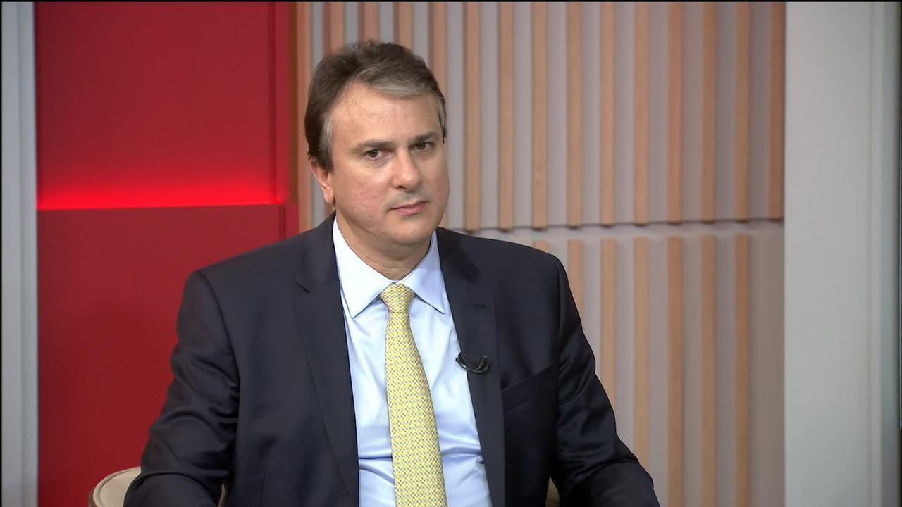 Governador do Ceará fala sobre a crise na segurança