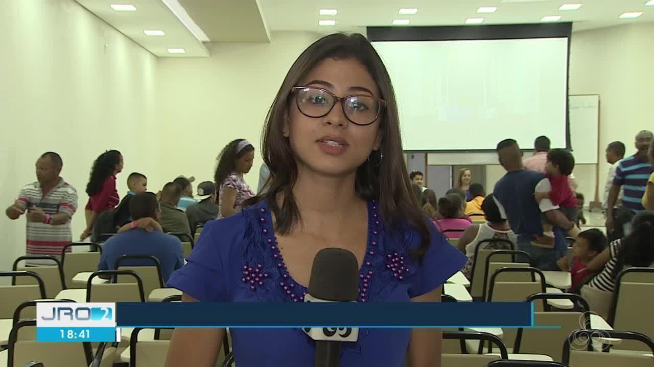 Mais Venezuelanos chegam a Rondônia
