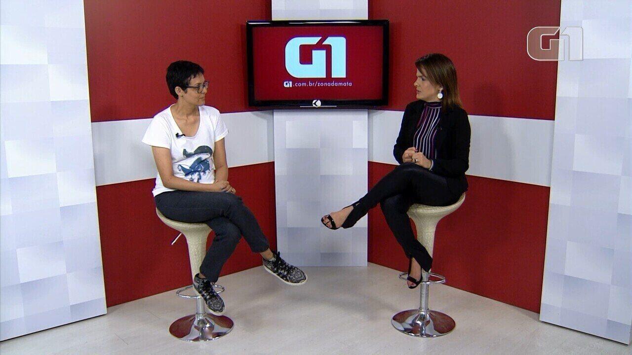 Psicóloga Rachel Renault explica objetivos da Campanha Janeiro Branco