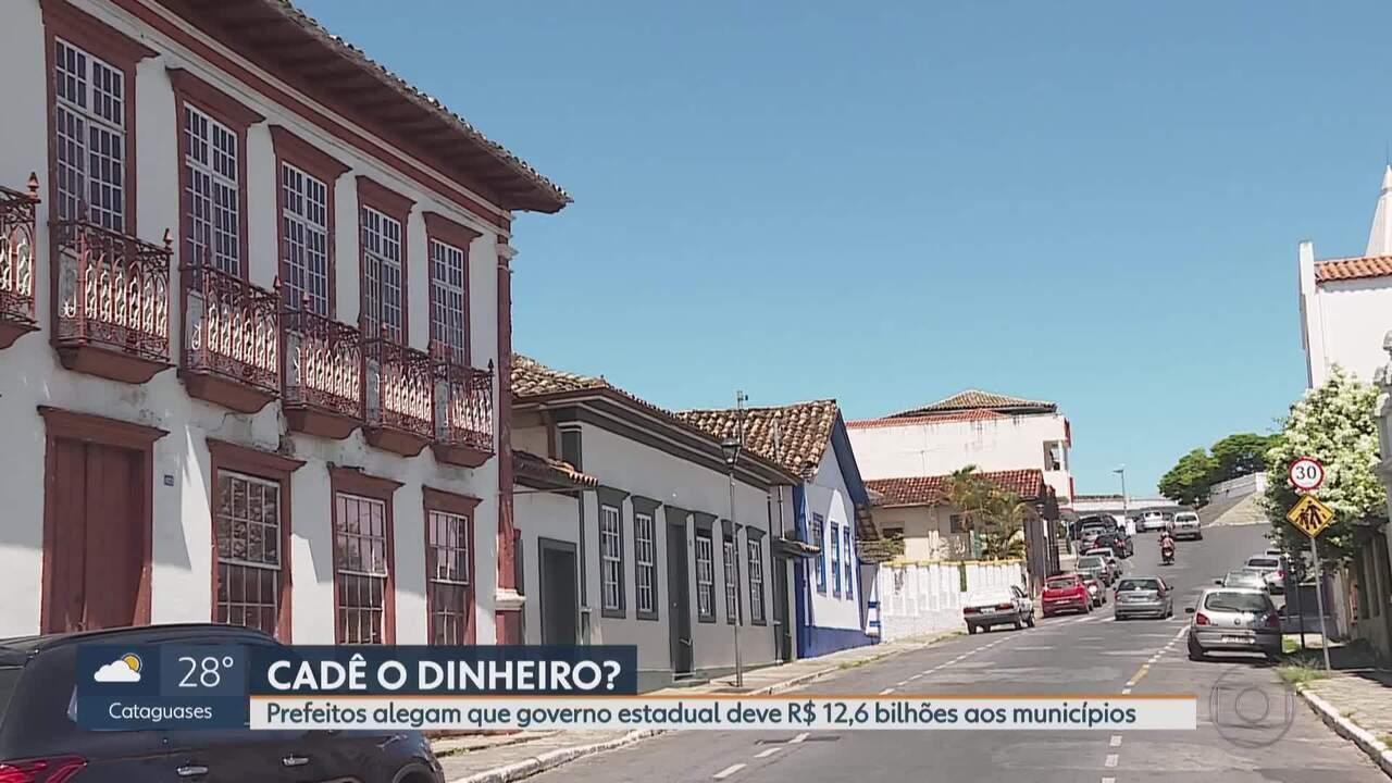 Falta de verba estadual compromete trabalho de prefeituras em Minas Gerais