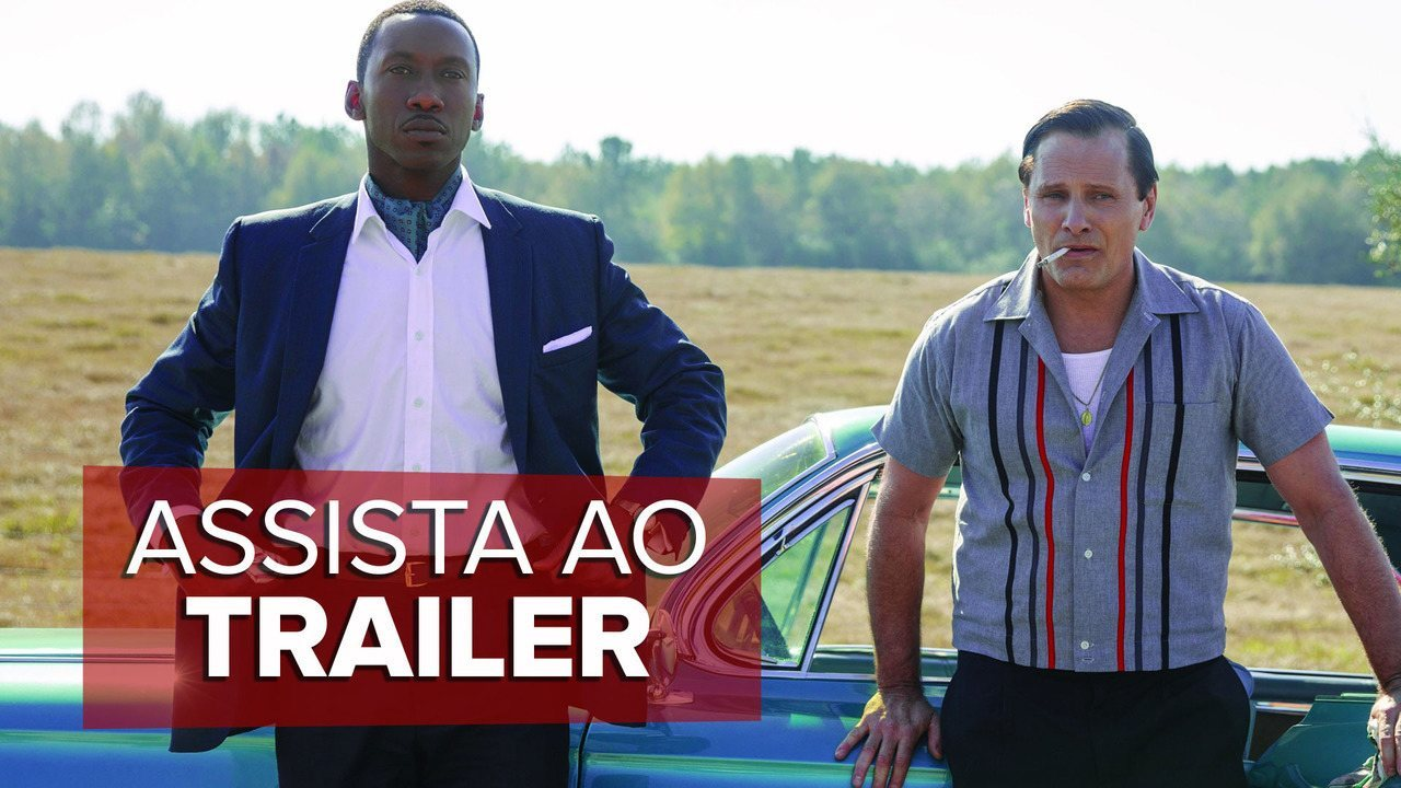 'Green Book - o guia': assista ao trailer
