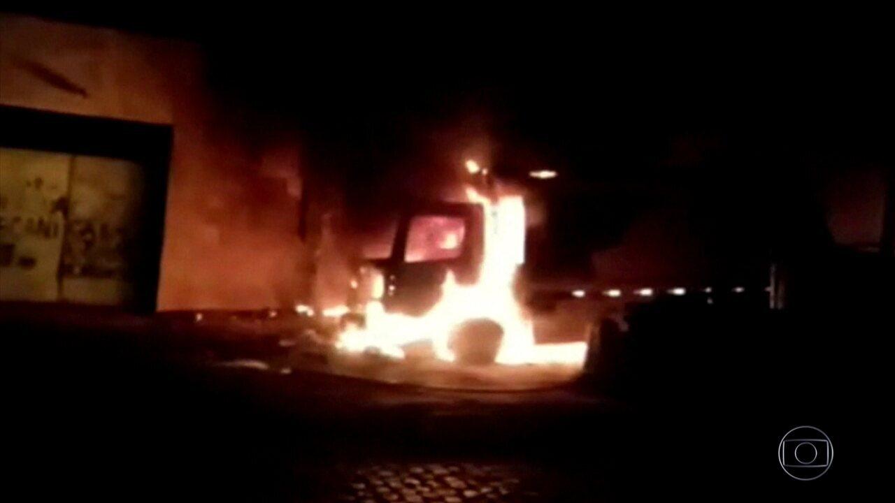Onda de violência no Ceará completa 20 dias