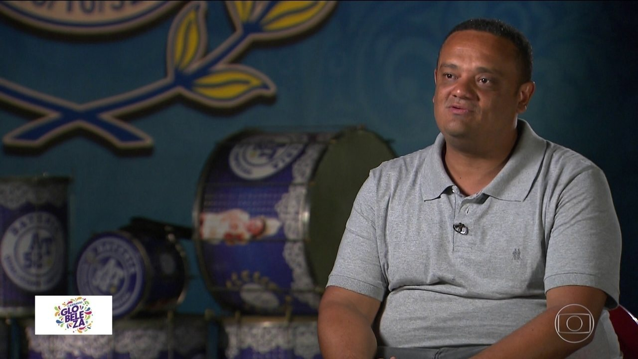Conheça a história inesquecível do carnaval do diretor de bateria da Acadêmicos do Tatuapé