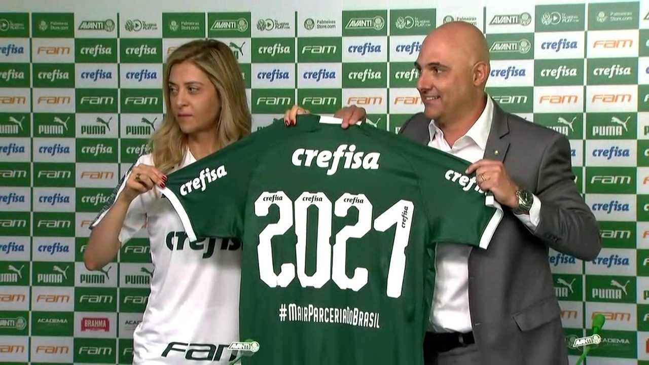 Palmeiras e Crefisa anunciam renovação que pode render R  410 ... 34862870384de