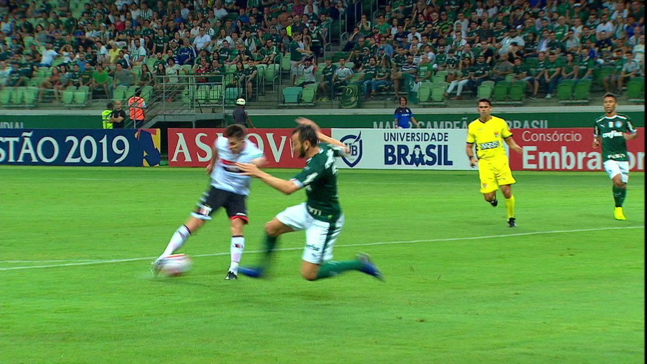 Melhores momentos de Palmeiras 1 x 0 Botafogo-SP pela 2ª rodada do Campeonato Paulista