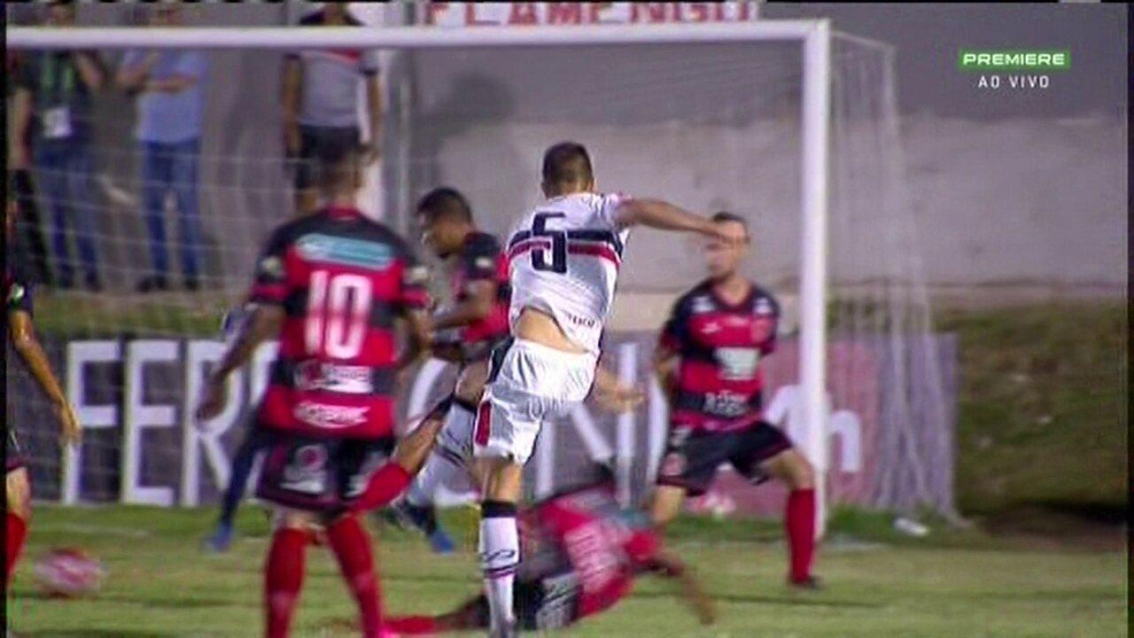 Melhores momentos de Flamengo-PE 1 x 1 Santa Cruz 393a03b4acebc