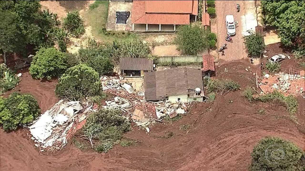 Prefeito de Brumadinho diz que equipes de resgate encontraram sete corpos