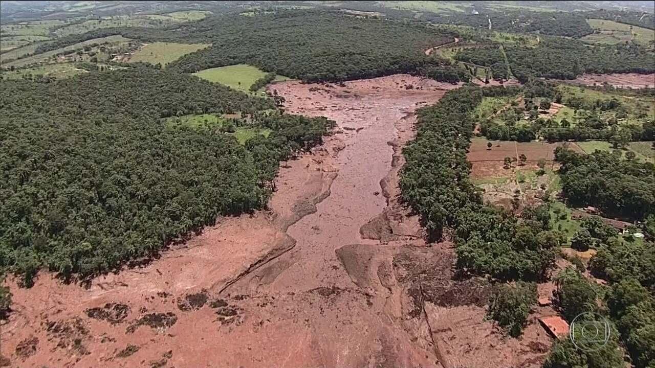 Tragédia acontece três anos e dois meses depois do maior desastre ambiental do país