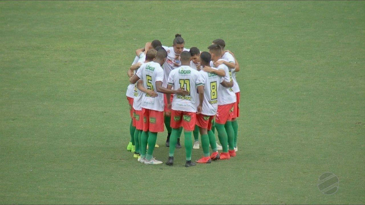 Assista a reportagem da partida que deu a vitória no fim ao Operário VG sobre o Operário FC