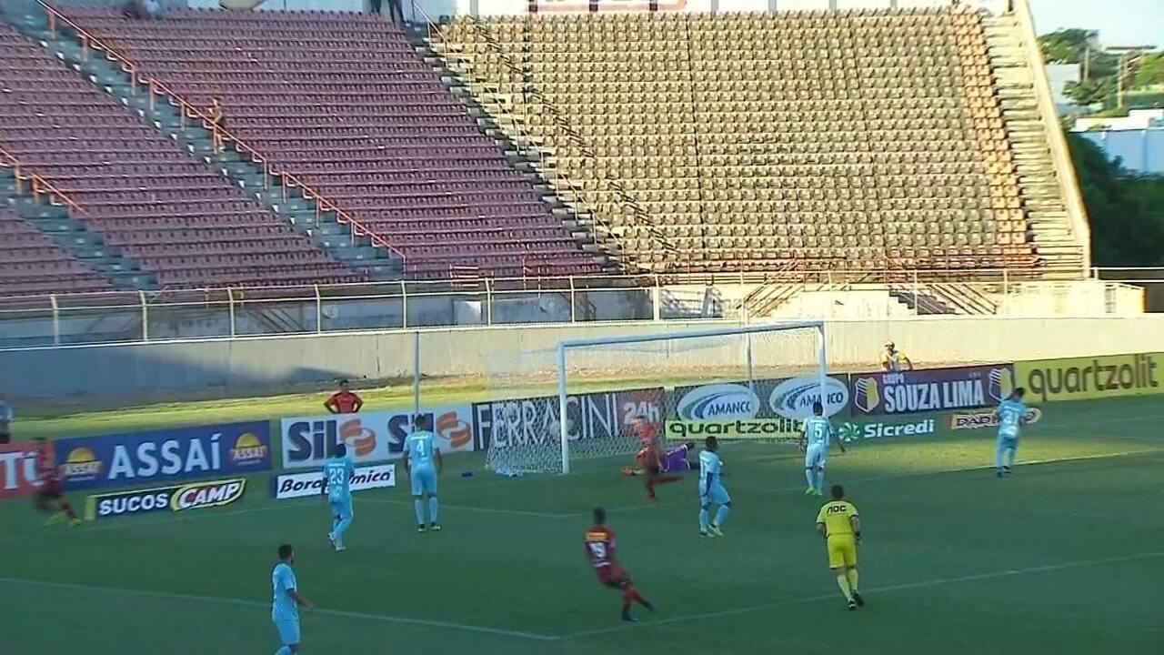 Gols: Ituano 2 x 0 São Bento, pela 3ª rodada do Paulistão