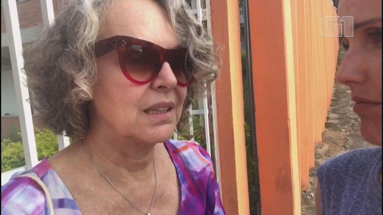 Mãe fala sobre advogada que morreu após rompimento de barragem em Brumadinho