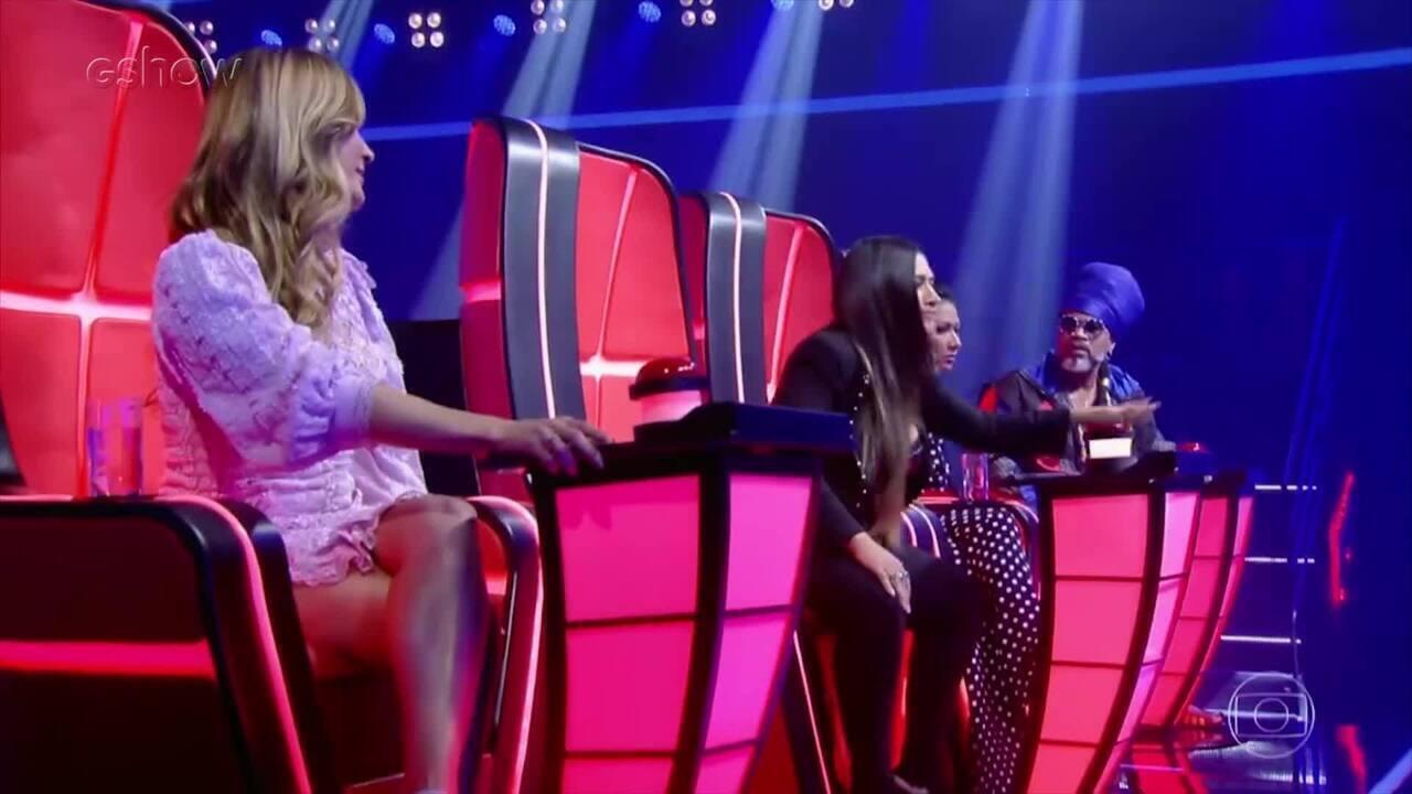 Simone & Simaria explicam como é dividir a cadeira