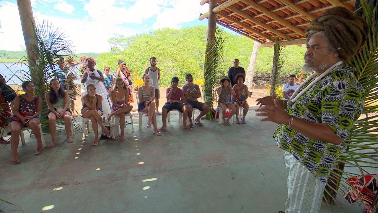 Conheça o Quilombo D'Oiti, que proporciona um turismo étnico-comunitário em Itacaré
