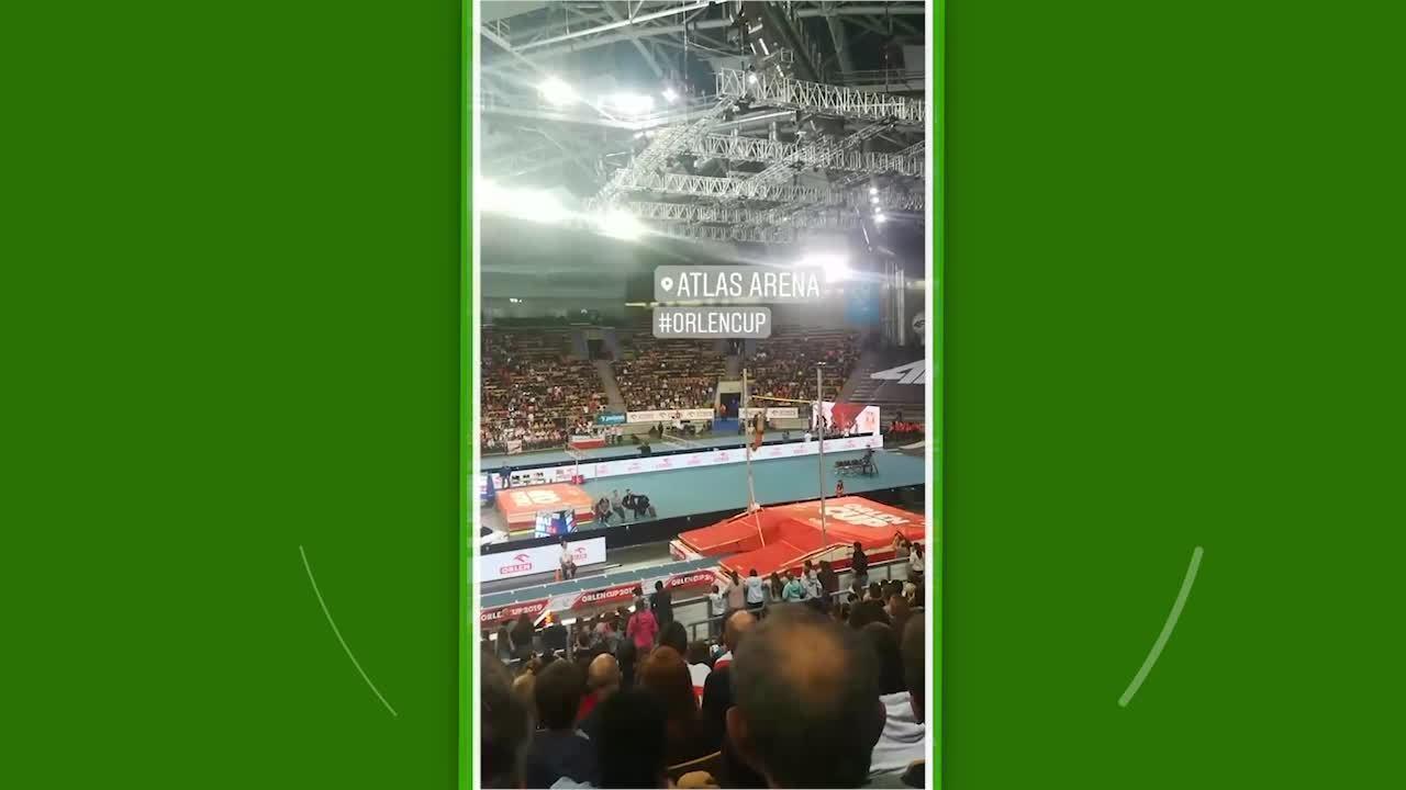 Veja o salto de Thiago Braz na Orlen Cup